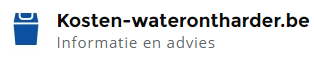 Kosten-waterontharder.be